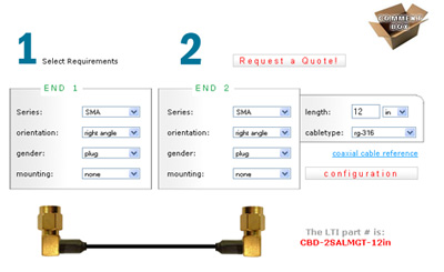 coax cable wizard